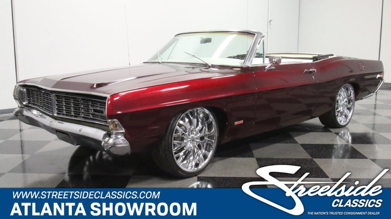 1968 Ford Galaxie   Streetside Classics - The Nation's Trusted