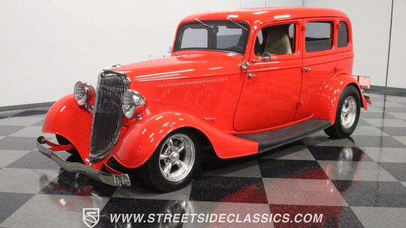 For Sale: 1934 Ford Sedan