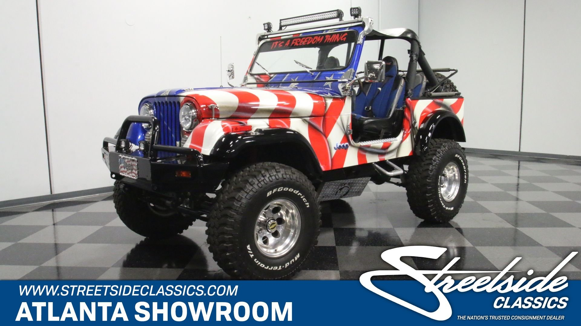 1979 Jeep CJ7 for sale #172298   Motorious