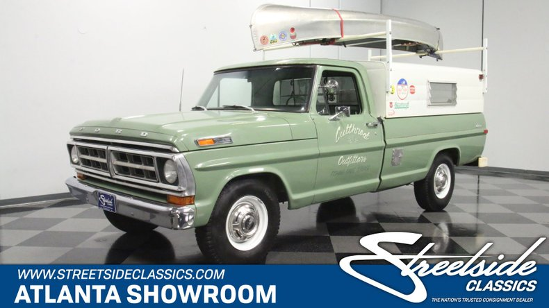 For Sale: 1971 Ford F-250
