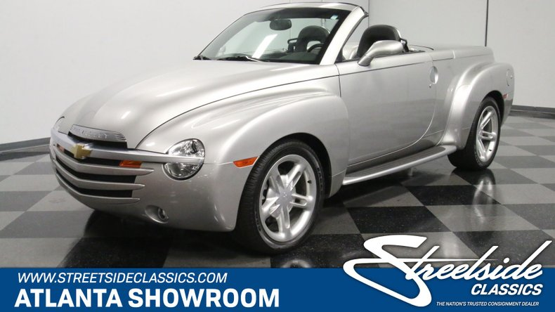 For Sale: 2005 Chevrolet SSR