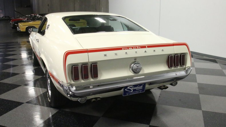 1969 Ford Mustang Mach 1 428 Cobra Jet for sale #172523