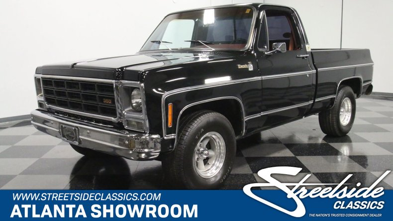 1979 Chevrolet C10 For Sale