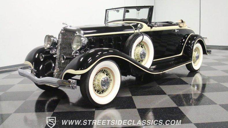 For Sale: 1933 Chrysler Imperial