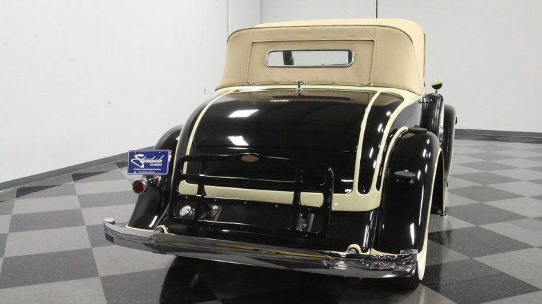 1933 Chrysler Imperial 12
