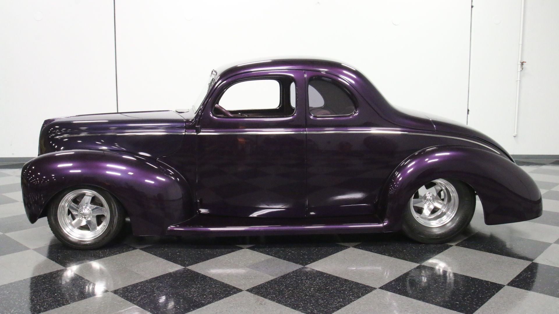 1939 ford coupe streetrod