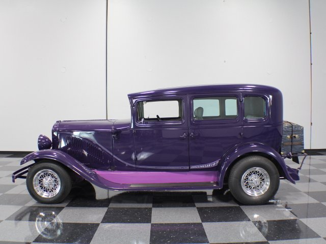 1931 reo flying cloud