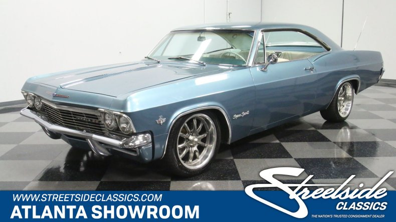1965 Chevrolet Impala Classic Cars For Sale Streetside Classics The Nation S 1 Consignment Dealer