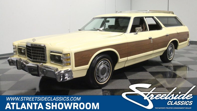For Sale: 1978 Ford Country Squire