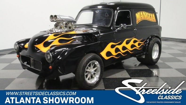 For Sale: 1951 Ford Anglia