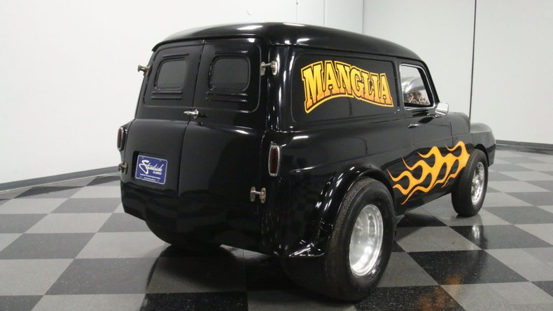 1951 Ford Anglia 13