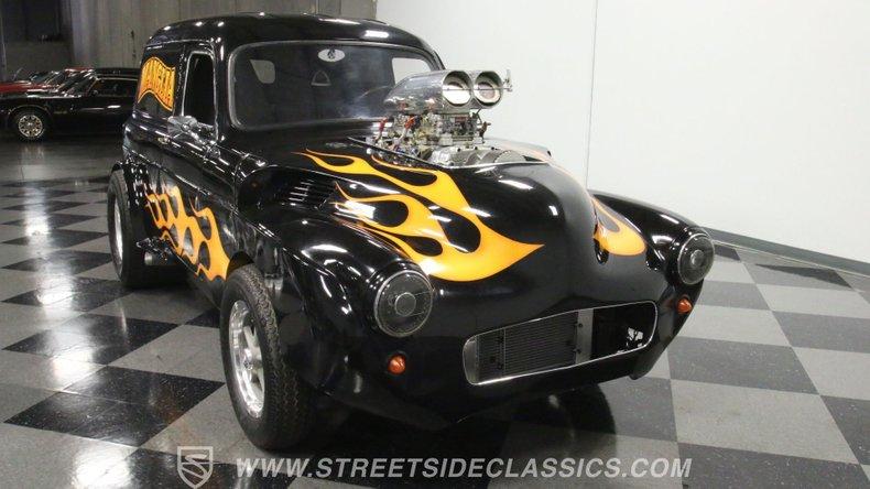 1951 Ford Anglia 18