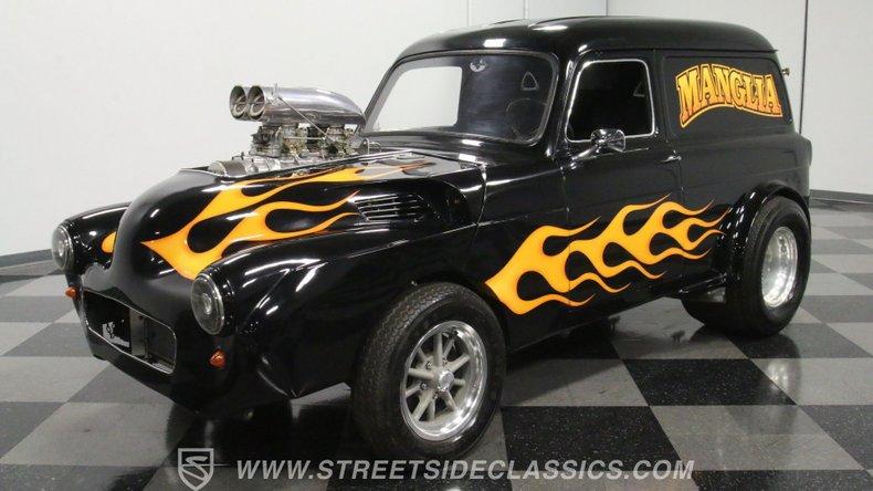 1951 Ford Anglia 6