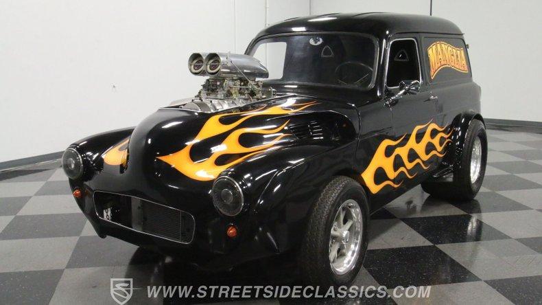 1951 Ford Anglia 5