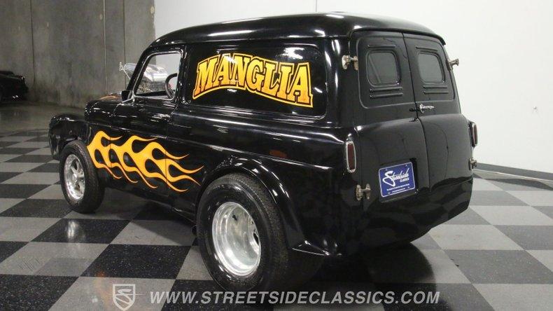 1951 Ford Anglia 9
