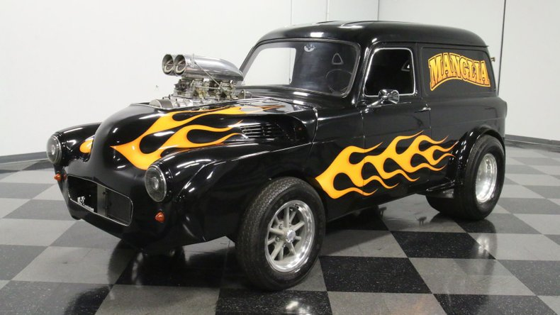 1951 Ford Anglia 21