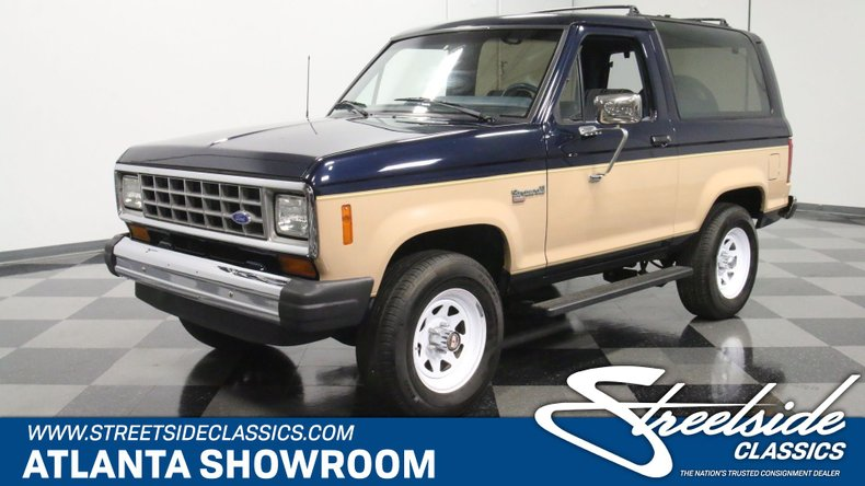 For Sale: 1987 Ford Bronco II