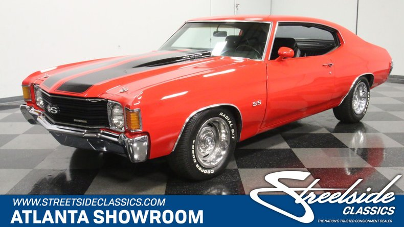 1972 Chevrolet Chevelle For Sale