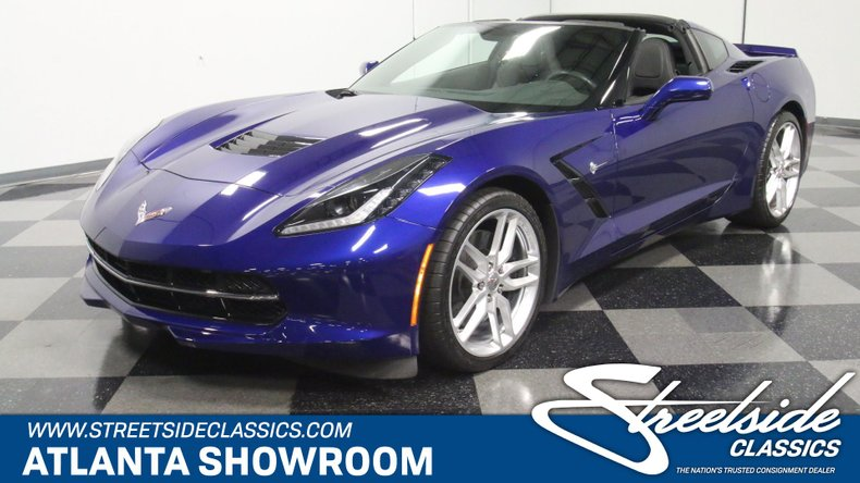 For Sale: 2017 Chevrolet Corvette