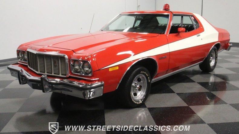 For Sale: 1976 Ford Gran Torino