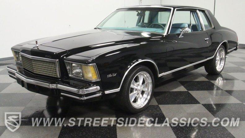 1978 Chevrolet Monte Carlo For Sale