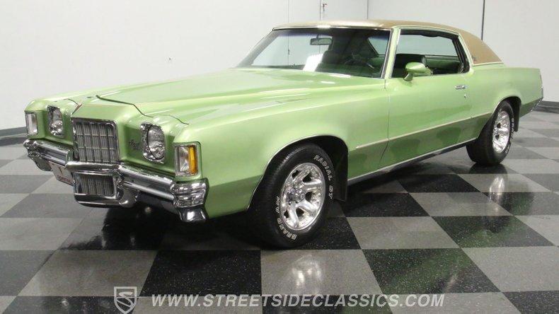 For Sale: 1972 Pontiac Grand Prix