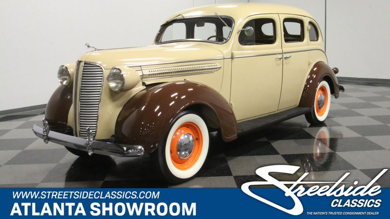 For Sale: 1937 Dodge D5