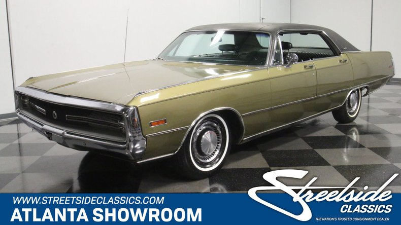 For Sale: 1970 Chrysler 300