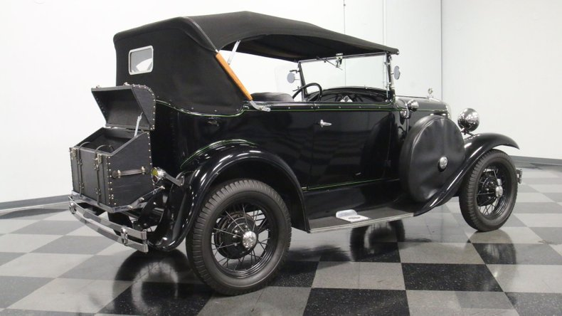 1931 Ford Model A 37