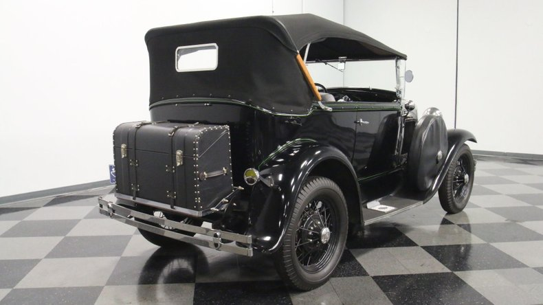 1931 Ford Model A 13