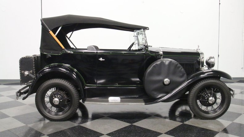 1931 Ford Model A 15