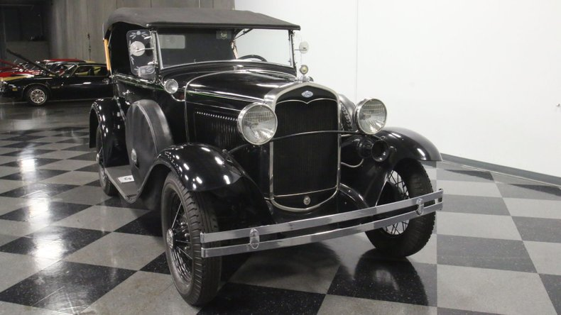 1931 Ford Model A 18