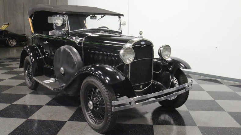 1931 Ford Model A 17