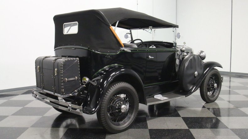1931 Ford Model A 27
