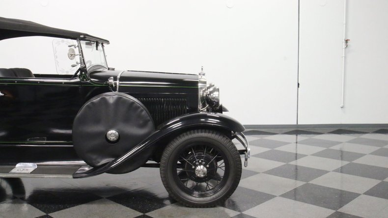 1931 Ford Model A 32