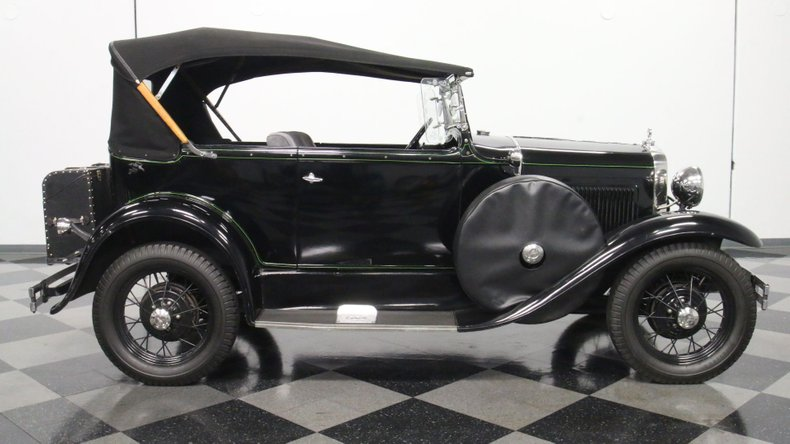 1931 Ford Model A 30