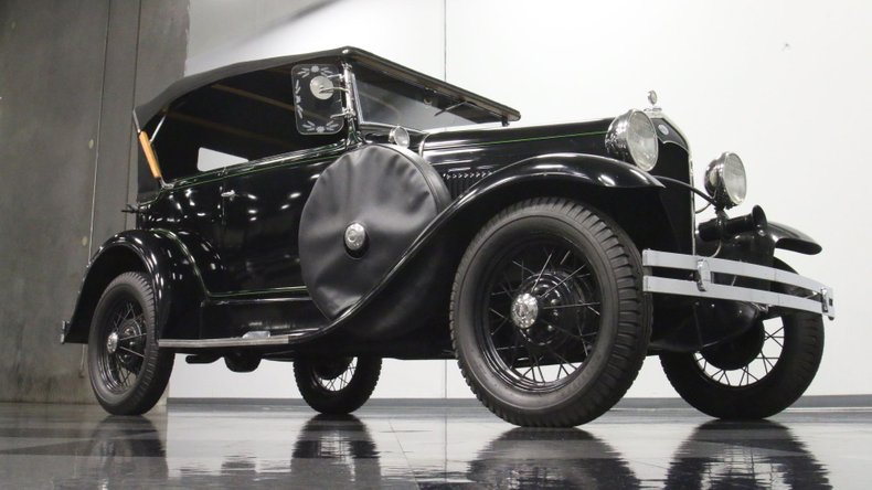 1931 Ford Model A 33
