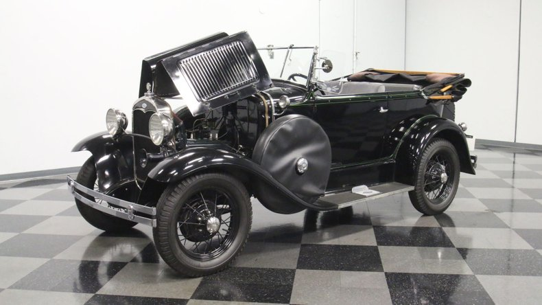 1931 Ford Model A 34