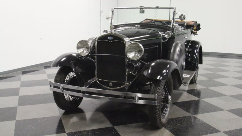 1931 Ford Model A 20