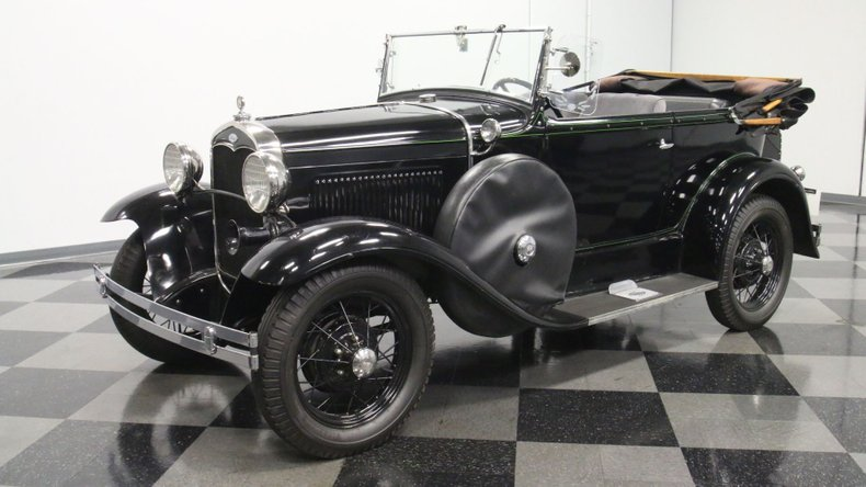 1931 Ford Model A 6