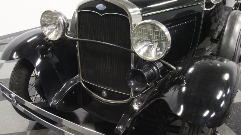 1931 Ford Model A 22