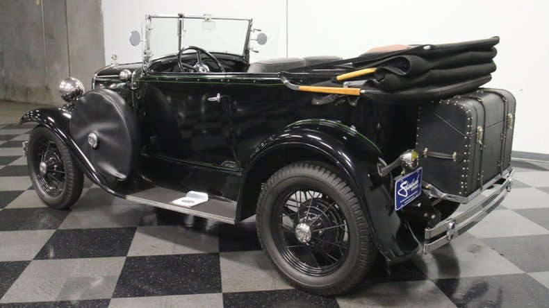 1931 Ford Model A 8