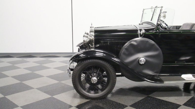 1931 Ford Model A 24