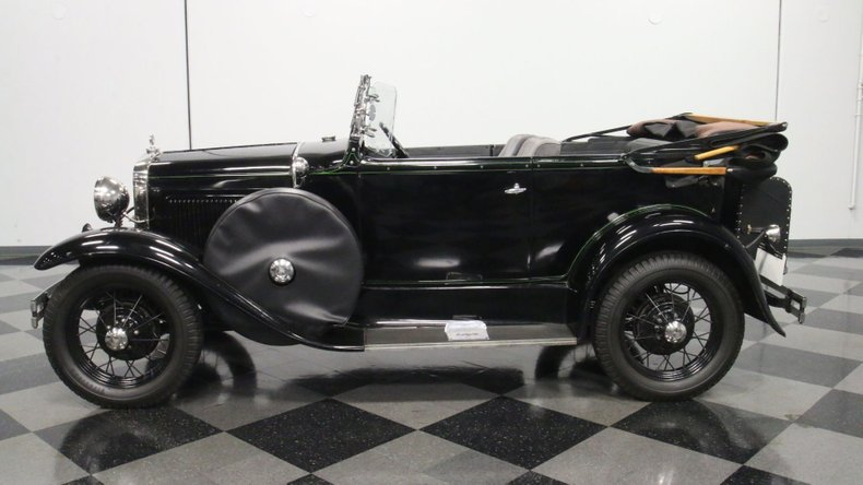 1931 Ford Model A 2