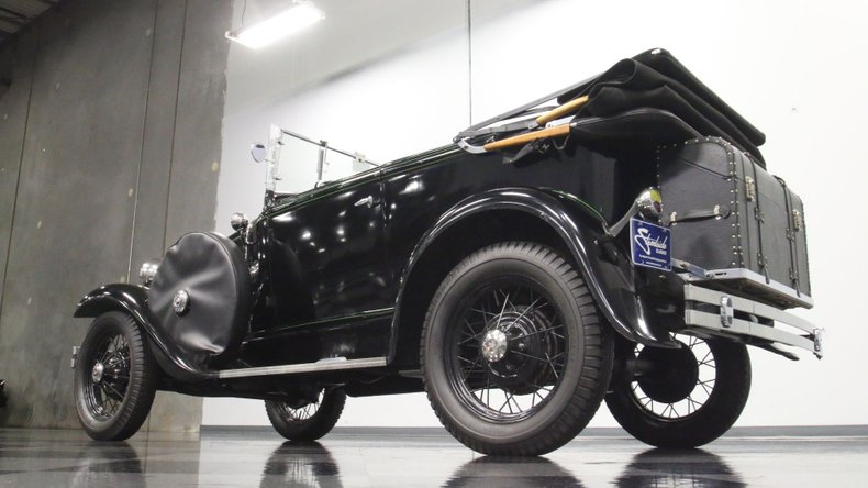 1931 Ford Model A 26