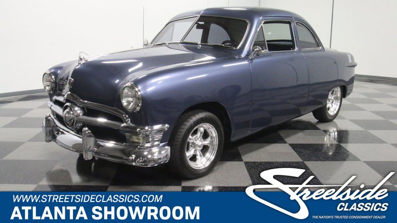 1950 Ford Club Coupe For Sale