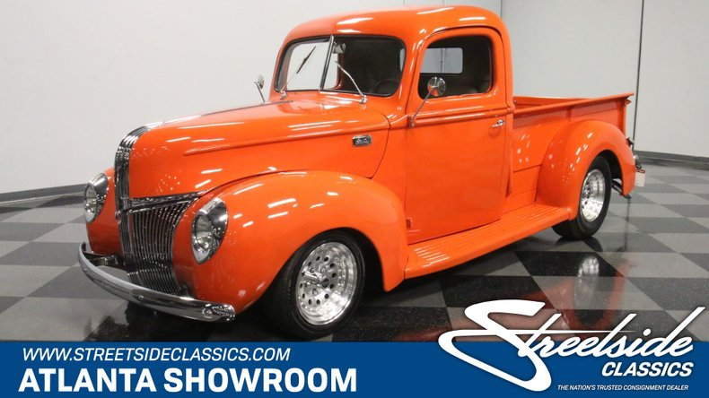 1940 Ford Pickup For Sale