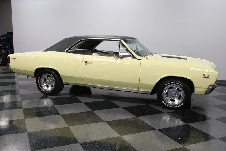 1967 Chevrolet Chevelle 16