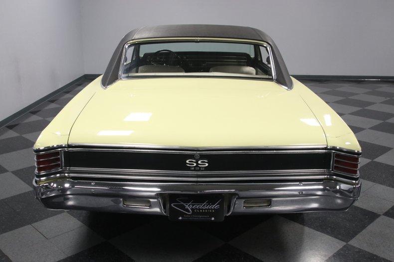 1967 Chevrolet Chevelle 29