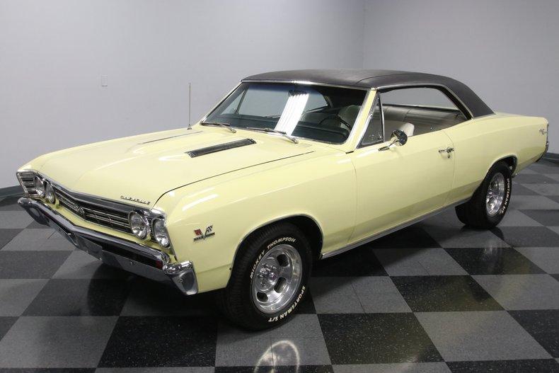 1967 Chevrolet Chevelle 22